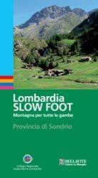 Lombardio Slow Foot - Sondrio - copertina - per sito