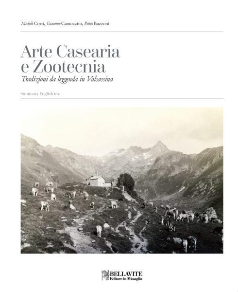 ARTE CASEARIA - COPERTINA