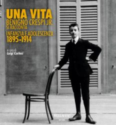 Una vita- Benigno Crespi Jr si racconta - copertina per sito