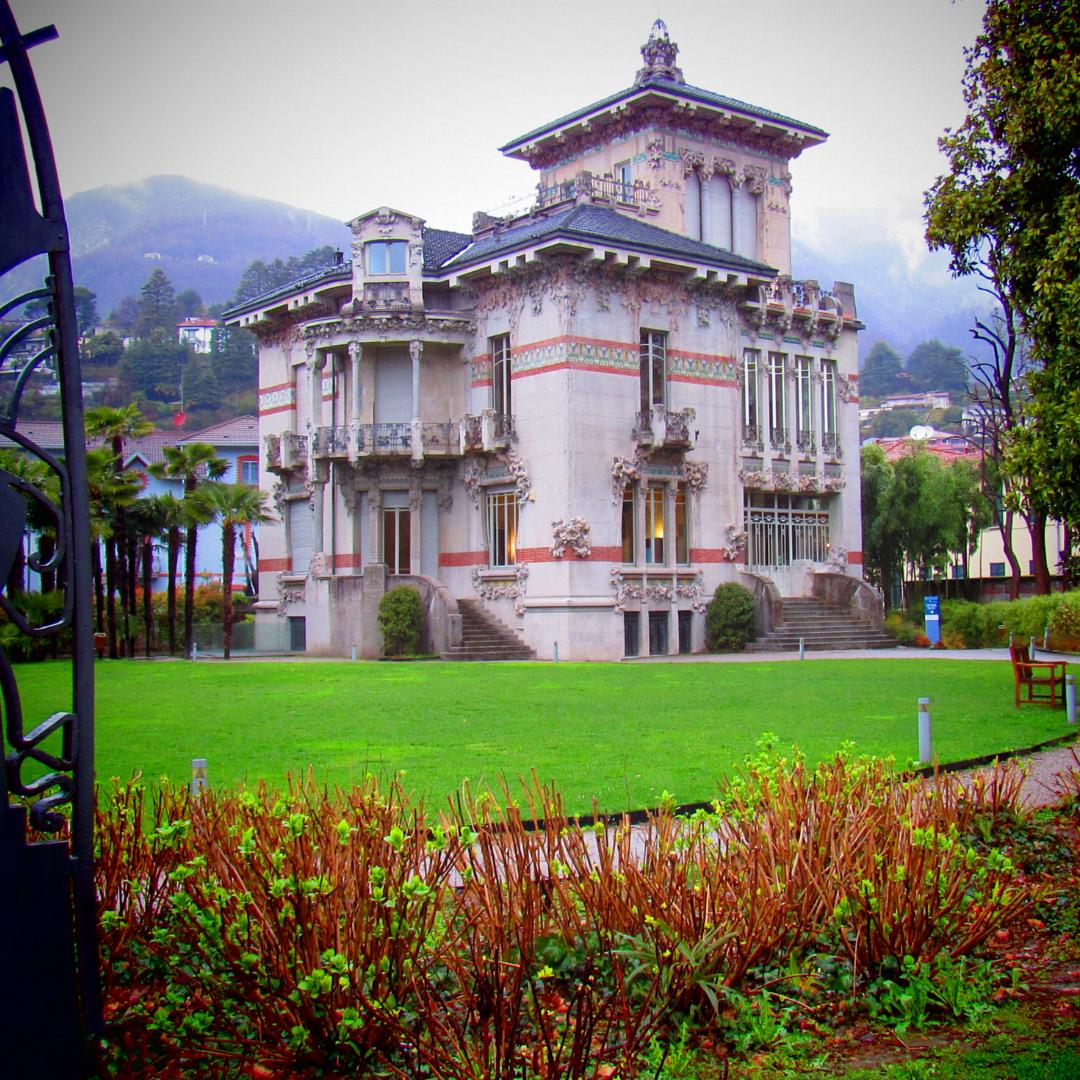 villa bernasconi parolario